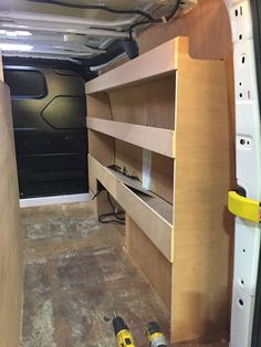 Van Ply Lining And Racking Derby East Midlands