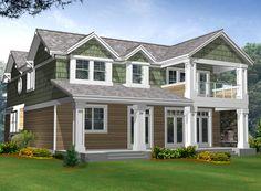 Plan 132-134 - Houseplans.com
