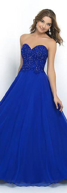 Die 121 besten Bilder von Abendkleider Saphir, Royal Blau