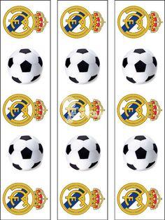 festa do real madrid Soccer Birthday Parties, Football Birthday, Festa Do Real Madrid, Logo Real Madrid, Imprimibles Real Madrid, Barcelona Soccer Party, Madrid Soccer Team, Soccer Theme, Party Gifts
