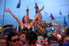 The most exciting new stages and features for Glastonbury 2019 - Bristol Live Festival Style, Festival Fashion, Co Op Store, Memory Tree, Edm Music, Romeo And Juliet, Paul Mccartney, Elvis Presley, Bristol