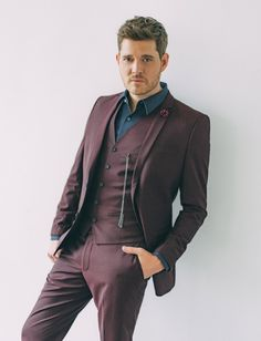 Michael Buble I stated getting into his music and him in October 2014