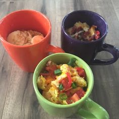 Gourmet Mom on-the-Go: Microwaveable Breakfast in a Mug Breakfast In A Mug, Breakfast Dishes, Breakfast Recipes, Breakfast Ideas, Microwave Mug Recipes, True Confessions, Guacamole, Cool Kids, Oatmeal