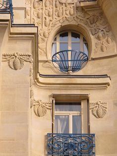 Architecte André Granet. PAris