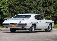 "1970 Pontiac GTO ""The Judge"" Ram Air III Hardtop Coupe (24237)"