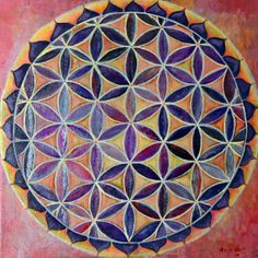 Gaia Meditation mandala by Miranda Couch Flower of life, sacred geometry ---> Great tools for light-workers.. Flower of Life T-Shirts, V-necks, Sweaters, Hoodies & More ONLY 13$ EACH! LIMITED TIME CLICK THE PIC