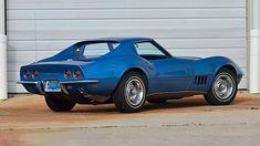 1968 Chevrolet Corvette Coupe 427/390 HP, Bloomington Gold Survivor presented as lot T124 at Houston, TX 2016 - image3