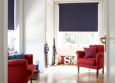 Budget Blinds Child Friendly  Roller Shades