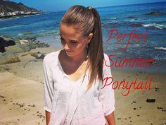 Perfect Summer Ponytail (Mitch Stone Essentials)