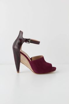Lamia Inlay Pumps - Anthropologie.com