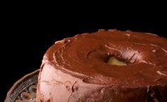 Sugar Free Chocolate Angel Cake