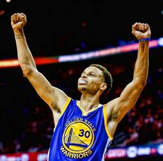 46 points! #stephgonnasteph #warriorscomeouttoplay #dubnation #back2back #nbachampions