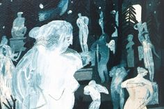 Tchekov, Laura Carlin Laura Carlin, Anton Chekhov, Book Illustration, Art Inspo, Painting & Drawing, Book Art, Sketches, Graphic Design, Drawings