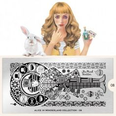 MOYOU-LONDON ALICE IN WONDERLAND COLLECTION 08