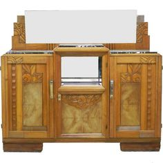 French art deco cubboard