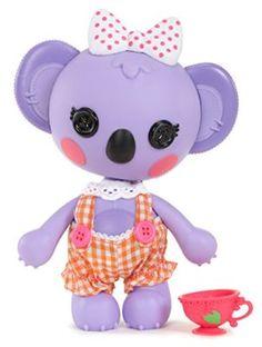 Lalaloopsy Pet Pals Doll- Leafy Cuddle 'N' Shy