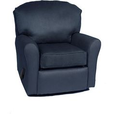 Enchanted - Recliner, Swivel Glider Upholstered MS Navy top contender