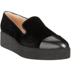 Unisa Cabed Flatform Heeled Loafers