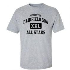 Fairfield SDA School - Fairfield, IA | Men's T-Shirts Start at $21.97