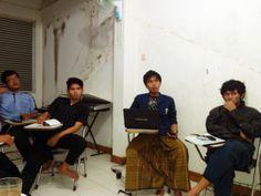 Rapat Harian YBI1