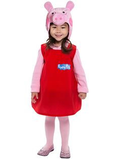 Check out Peppa Pig Toddler Dress Costume for babies, infants & toddlers at…