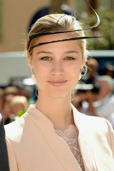 Beatrice Borromeo (born 18 August 1985) is a member of the ancient aristocratic House of Borromeo. Since 2008, she has been increasingly known in the tabloid press as the girlfriend of Pierre Casiraghi, the younger son of Princess Caroline of Monaco. She is the daughter of Count Don Carlo Ferdinando Borromeo, Count of Arona (born in 1935), the son of Vitaliano Borromeo 2nd Prince of Angera and his second wife, Countess Donna Paola Marzotto (born in 1955).