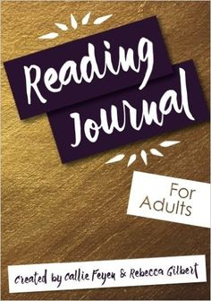 Reading Journal: for