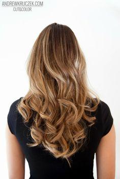 Absolutely beautiful #hair in Kruczek Hair Concept