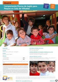 MADRID: Campamento Diurno de Inglés para Peques en Soto de Viñuelas desde 615€ ultimo minuto - http://zocotours.com/madrid-campamento-diurno-de-ingles-para-peques-en-soto-de-vinuelas-desde-615e-ultimo-minuto/