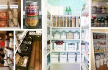 32 Ideas Practical Pantry Organization Ideas That Will Save Your Kitchen Space A Lot, If you have several floors in your home, you might require an excess set of hands to clean all of your space. Clean your furniture when you are alread. Small Bathroom Organization, Pantry Organization, Bathroom Ideas, Organizing Ideas, Shabby Chic Kitchen Decor, Farmhouse Kitchen Decor, Creative Closets, Creative Storage, Ideas Prácticas