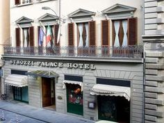 Florence Strozzi Palace Hotel Italy, Europe The 4-star Strozzi Palace Hotel offers comfort and convenience whether you're on business or holiday in Florence. The hotel offers a high standard of service and amenities to suit the individual needs of all travelers. To be found at the hotel are facilities for disabled guests, Wi-Fi in public areas, car park, room service, airport transfer. Television LCD/plasma screen, internet access – wireless (complimentary), non smoking rooms,...