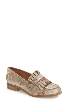 Seychelles 'Bevy' Kiltie Loafer (Women) available at #Nordstrom