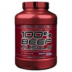Beef Muscle 3180 g Scitec Nutrition, Complete Protein, Muscle Food, Protein Sources, Food Safety, Whey Protein, Rind, Chocolate Flavors, Raw Materials