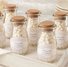 ... Wedding Favors on Pinterest Wedding favors, Diy wedding favors and