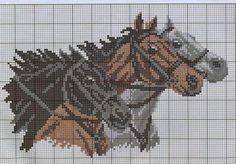 Horse Blanket (Pattern Instructions) | ✁ CK Crafts