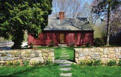 Restored and Reinvented - Connecticut Cottages & Gardens