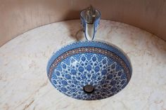 A bequest from KRASSKY and the KOHLER manufacturer of exclusive plumbing equipment. A sink in the Moroccan style - Art Museum Riga Bourse