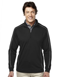 100% Polyester Mens Knit Shirt. Tri mountain 627 #knitshirt #Easycare  #Polyester