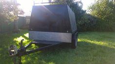 Tradesman tandem trailer