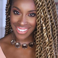 Makeup artist Jackie Aina