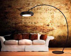 Lamparas modernas PIE de salon colección TUAREG. Iluminacion Beltran, tu tienda de lamparas de pie en internet. www.lamparasyapliques.com