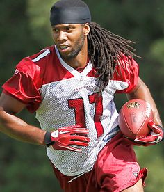 Larry Fitzgerald grace and integrity