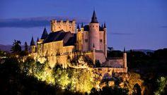 Alcazar of Segovia - Spain