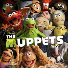 If you don't like the Muppets, well.... Shame on you!