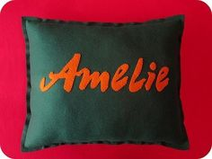 Image result for cushions names amélie (french)