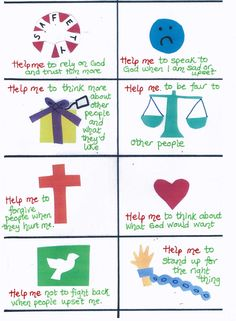 beatitudes for kids - Google Search