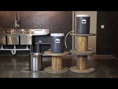Short Circuited Brewers DIY How-to Plumbing and wiring Kyle's Kettle and HLT - YouTube