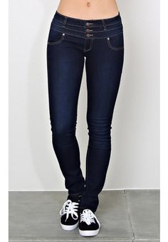 Alexa High Waisted Jeans