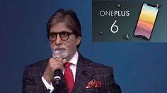 भारत में 34999 रुपए में Oneplus 6 लॉन्च, iPhone X और Galaxy से होगा कड़ा मुकाबला Stock Market, Product Launch, India, Marketing, Fictional Characters, Goa India, Fantasy Characters, Indie, Indian