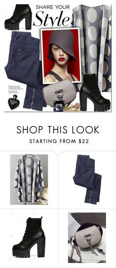 """""""Share Your Style"""" by oshint ❤ liked on Polyvore featuring Lipsy"""